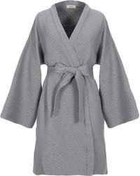 Vivis Robe de chambre - Gris