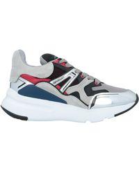 Alexander McQueen Sneakers & Tennis shoes basse - Grigio