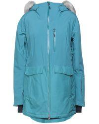 Columbia Coat - Blue