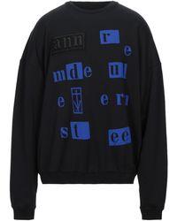 Ann Demeulemeester Sweatshirt - Black
