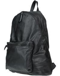 Santoni Backpacks & Bum Bags - Black