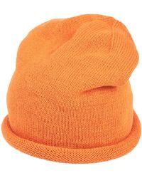 Daniele Alessandrini Homme Hat - Orange