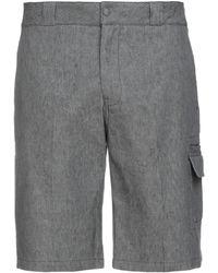 Ferragamo Shorts & Bermuda Shorts - Gray