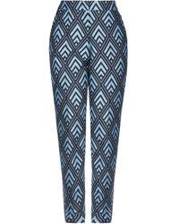 Markus Lupfer Pantalones - Azul