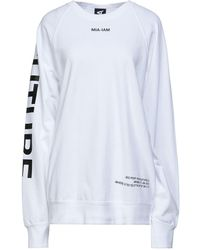 Mia-Iam Sweatshirt - White