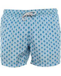 BLUEMINT Swim Trunks - Blue