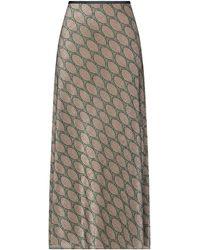 Siyu Long Skirt - Green