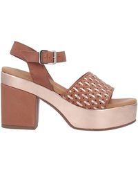 Piampiani Sandals - Brown