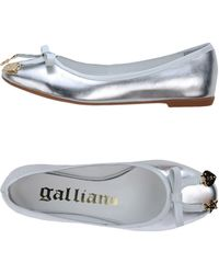 John Galliano | Ballet Flats | Lyst