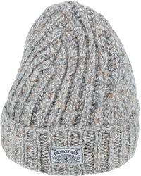 Brooksfield Hat - Grey