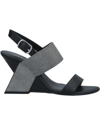 5a09be6918 Women's United Nude Wedges Online Sale - Lyst