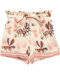 Poupette Shorts - Weiß