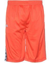 Kappa Shorts & Bermudashorts - Orange