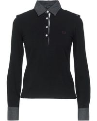 Fred Perry Polo - Nero