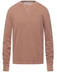 Eleventy T-shirt - Brown