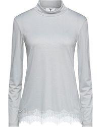 TWINSET UNDERWEAR Undershirt - Grey