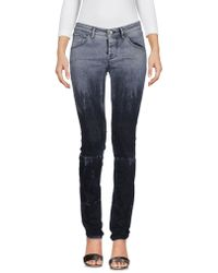 Patrizia Pepe - Denim Pants - Lyst