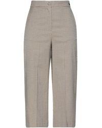 be Blumarine Pantalons courts - Multicolore