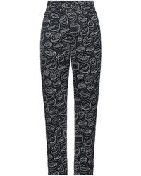Lazy Oaf Trouser - Black