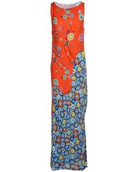 Emilio Pucci - Long Dress - Lyst