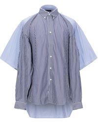 Balenciaga - Camisa - Lyst