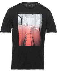 7 For All Mankind Camiseta - Negro