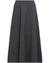 Souvenir Clubbing Long Skirt - Grey