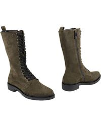 Armani Jeans - Boots - Lyst