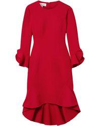 Michael Kors Robe courte - Rouge