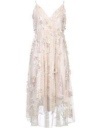 Elie Tahari Midi Dress - White