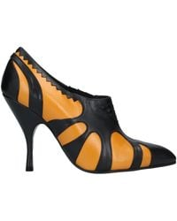 Bottega Veneta Ankle Boot - Orange