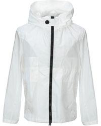 Add Jacket - White