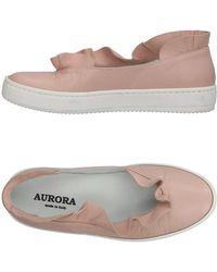 Aurora Ballet Flats - Pink
