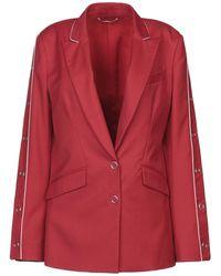 Jonathan Simkhai Suit Jacket - Red