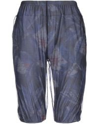 Giorgio Armani Shorts & Bermuda Shorts - Blue