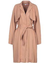 Just Female Overcoat - Natural