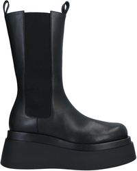 Giampaolo Viozzi Knee Boots - Black