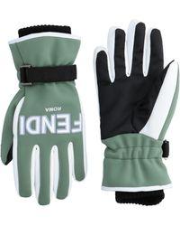 Fendi Gloves - Green