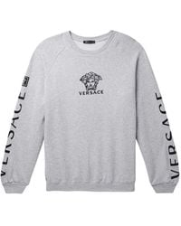 Versace Sweatshirt - Grey