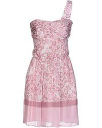 Liu Jo Short Dress - Pink