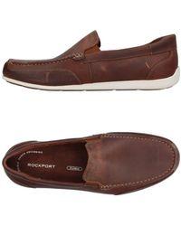 Rockport Loafer - Brown