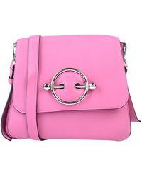 JW Anderson Cross-body Bag - Pink