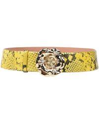 Blumarine Belt - Yellow
