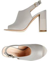 Carlo Pazolini Sandals - Gray