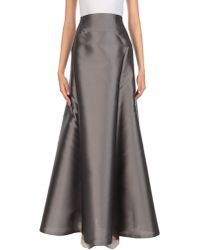 lowest price b4e56 6af78 Long Skirt - Gray