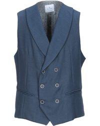 Barbati Waistcoat - Blue