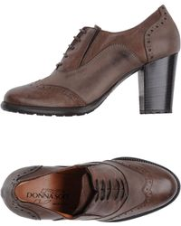 Donna Soft - Lace-up Shoe - Lyst