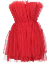 ViCOLO Short Dress - Red