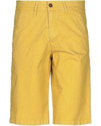 Bomboogie Shorts e bermuda - Giallo