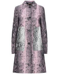 N°21 Coat - Pink